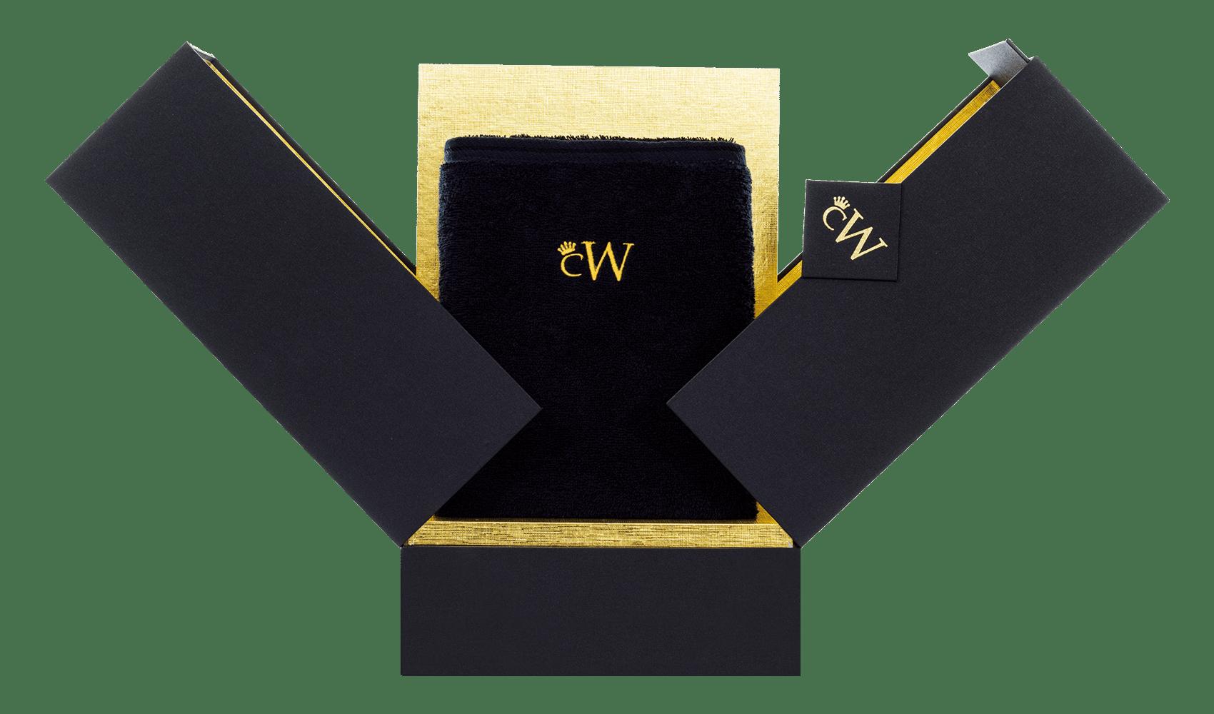 Handtuch -le luxe noir