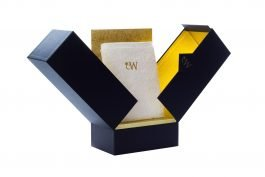 Luxus-Box weiß