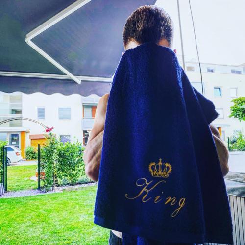 King marine blau